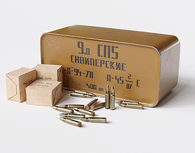 3D model Ammo Pack other