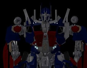 3D model Optimus Prime prime