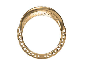Rolex Ring 3D printable model