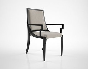 3D model Michael Berman Limited Faremont dining chair
