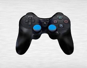 PS3 controller 3D