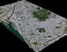 Montreal - Canada 3D model