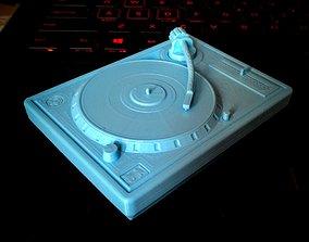 3D printable model Audio Technica Turntable Vinyl Record