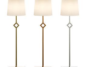 furniture Table Lamp Cranston 3D