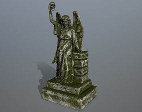 3D model statue 2