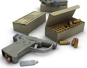 FP-45 Liberator Pistol 3D