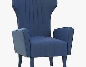 Brabbu Davis Chair 3D model