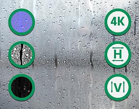3D model Raindrops Texture