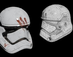 3D Star Wars Stormtrooper Deluxe Helmet