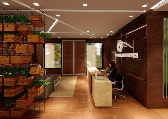 interior design of renovation project