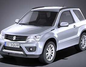 Suzuki Grand Vitara 3door 2013 VRAY