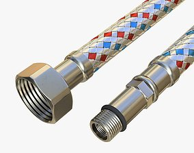 3D Plumbing cables 01
