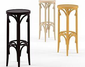 3D Vienna bar stool