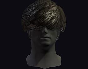 hair style 25 3D model