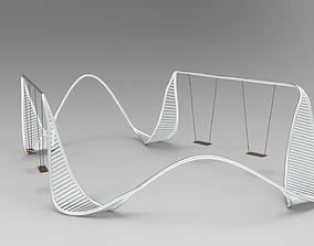 Swing Design 3D model