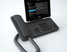 Cisco Phone DX 650 3D