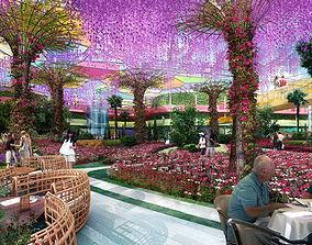 3d models greenhouse garden