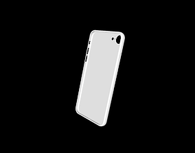 3D print model Simple iPhone 7 Case