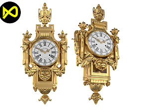 Best Luxury Cartel Clock 3D