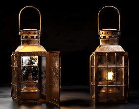 oil Oil Lantern 3D model