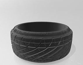 Yokohama Parada r17 Strech tire Super detail - 8J and 3D