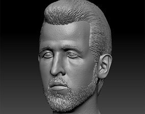 3D printable model Harry Kane