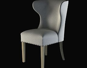 Isabella Dining Chair 3D model