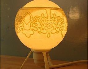 Table Lamp 3D print model desk