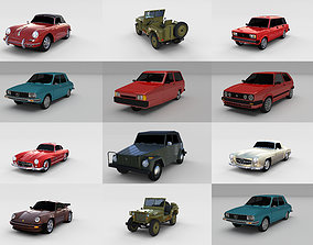 Car Collection Vol 1 3D model