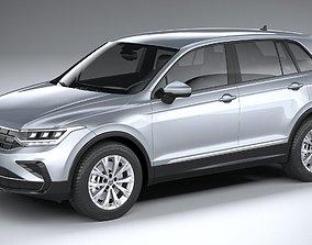 Volkswagen Tiguan 2021 3D model