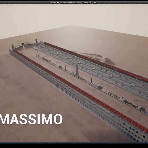 Circus Maximus - Scale 1:1