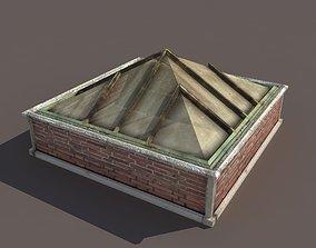Skylight Window 2 3D asset