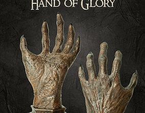 mythological-creature Hand of Glory 3D printable model