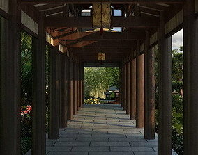 Ancient Chinese Gardens 9 3D