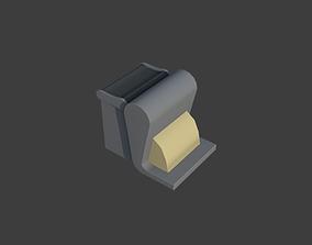 Type Writer 3D model