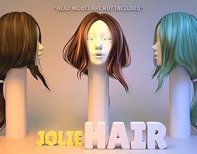 Jolie Hair 3D