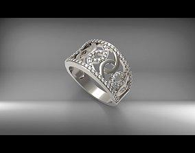 3D Print Ring Model 01