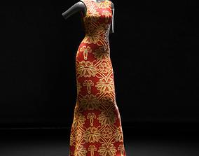 dress 01 3D