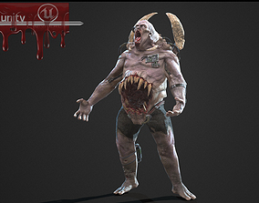 3D model Mutant7
