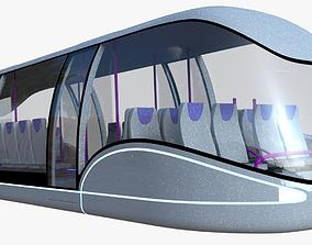 Passenger transporter 3D