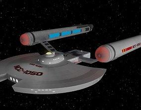 vehicle Alert-Class Perimeter Action Vessel 3D model