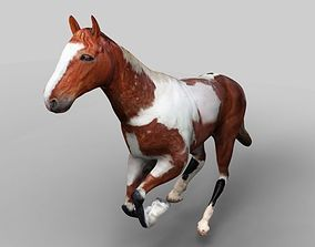 animated Horse 3D Mode