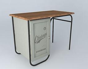 Vintage Office MIKA Maisons du Monde 3D model