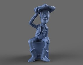 3D model Toy Story Woody