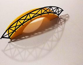 Ponte presepe Statuine file STL 3D print model 2