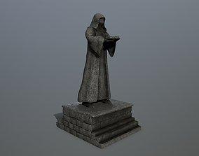 statue 1 3D model VR / AR ready