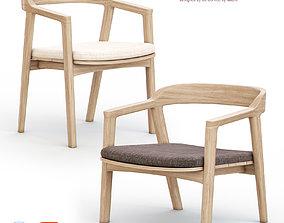 3D model Grasshopper Armchair and Easy from Karpenter