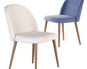 3D model Chair By Luxy
