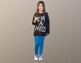teenager 3D No85 - Im A Mess