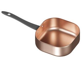 3D model Cooking Pan